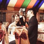 Seven心視界,小林讓我們婚禮氣氛大加分!