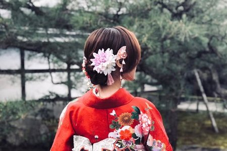 日式和服造型設計