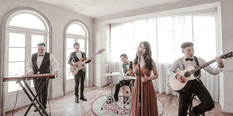 精緻質感婚禮樂團作品