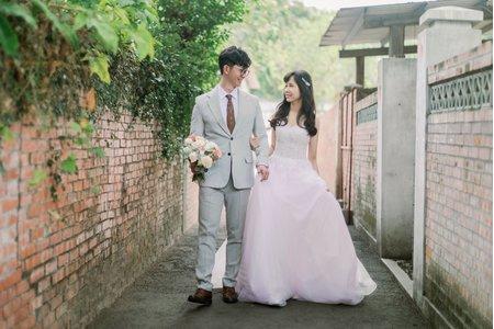 輕婚紗寫真方案 NT$ 19,800元