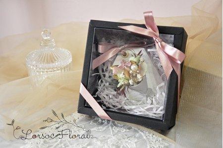 婚禮小物 花束擴香石 伴娘禮