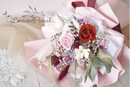 求婚花束 結婚花束 登記花束