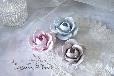 婚禮小物 玫瑰擴香石磁鐵 桌上禮 位上禮