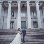 台北法國巴黎婚紗,拍出王子與公主故事的婚紗照