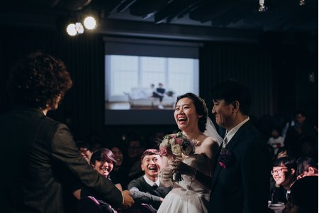 婚禮平面拍攝 - 單宴客