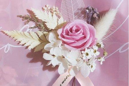 《客製》婚禮胸花
